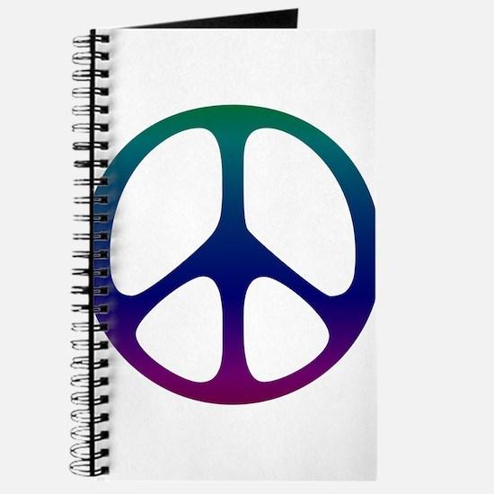 Pastel Rainbow Journal