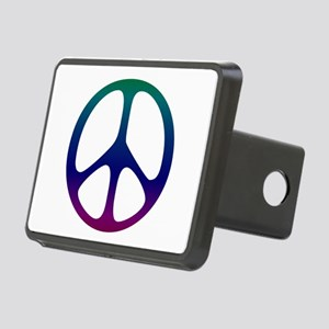 Pastel Rainbow Hitch Cover