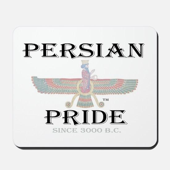 Persian Pride - Ahura Mazda Mousepad