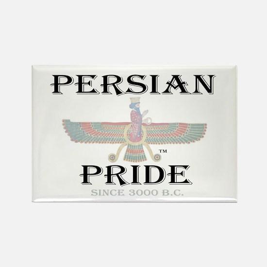 Persian Pride - Ahura Mazda Rectangle Magnet