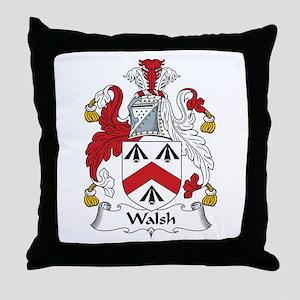 Walsh Throw Pillow