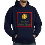 Old Fart Action Figure Hoodie (dark)