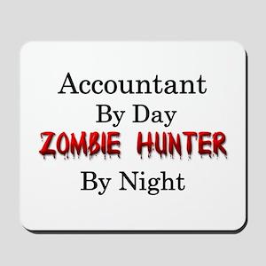 Accountant/Zombie Hunter Mousepad