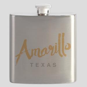 Amarillo Texas - Flask
