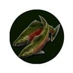 """Save Our Salmon 3.5"""" Button (100 pack)"""