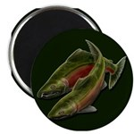 """Save Our Salmon 2.25"""" Magnet (10 pack)"""