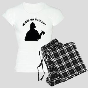 Where My Hose At? Women's Light Pajamas