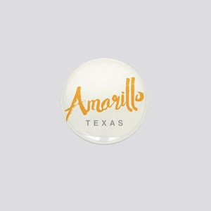 Amarillo Texas - Mini Button