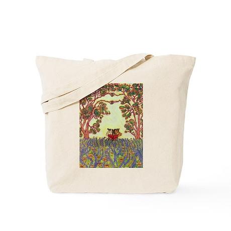 Girdners Tree Embrace Tote Bag