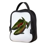 Save Our Salmon Neoprene Lunch Bag