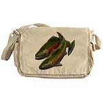 Save Our Salmon Messenger Bag