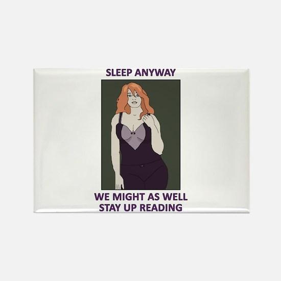 Cute Redhead Insomnia Magnets
