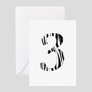 Three Greeting Cards