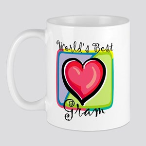 World's Best Gram Mug
