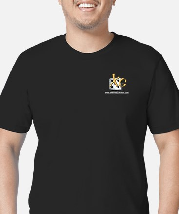 Board In Back - Front Logo T-Shirt