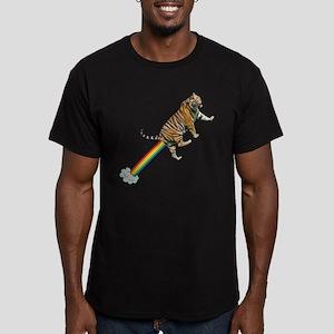 Flying Tiger Farts Rainbows T-Shirt