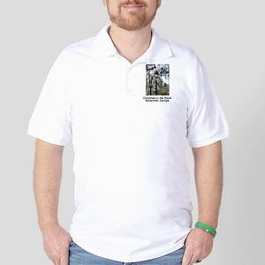 Savannah Christmas Golf Shirt
