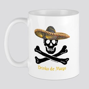 Drinko de Mayo (CW) Mug