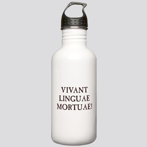 Long Live Dead Languages - Latin Water Bottle