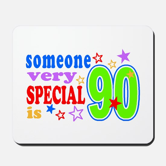 SPECIAL 90 Mousepad