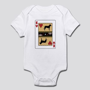 King Beauceron Infant Bodysuit