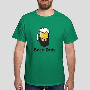Beer Duh Dark T-Shirt