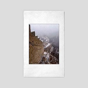 Great Wall Mutianyu 3'x5' Area Rug