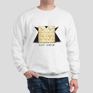 count crackula Sweatshirt