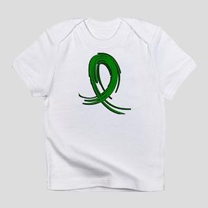 Neurofibromatosis Graffiti Ribbon 2 Infant T-Shirt