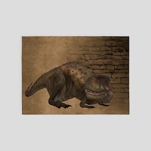 Abelisaurus 2 5'x7'Area Rug