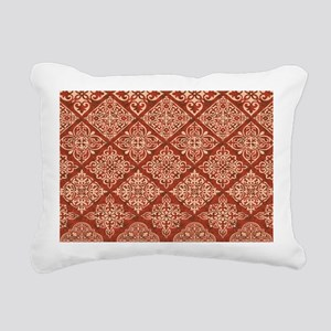 ROCKIN' MOROCCAN Rectangular Canvas Pillow