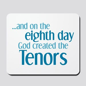 Tenor Creation Mousepad