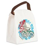 AD Canvas Lunch Bag