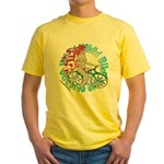 AD Yellow T-Shirt