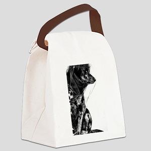 Isla Canvas Lunch Bag