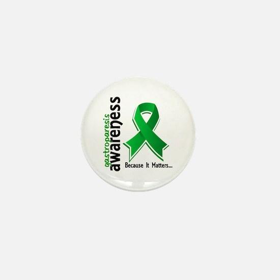 Gastroparesis Awareness 1 Mini Button