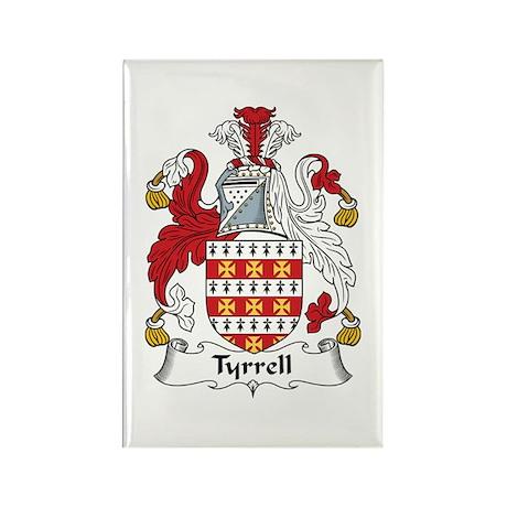 Tyrrell I Rectangle Magnet