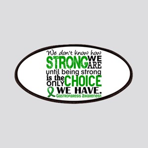 Gastroparesis How Strong We Are Patches