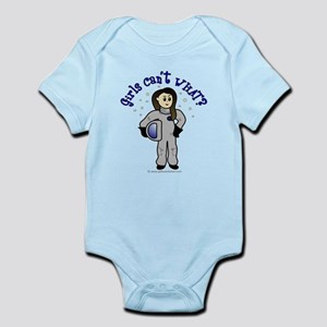 Light Astronaut Infant Bodysuit