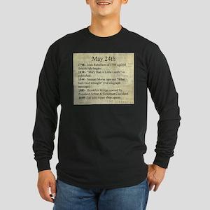 May 24th Long Sleeve T-Shirt