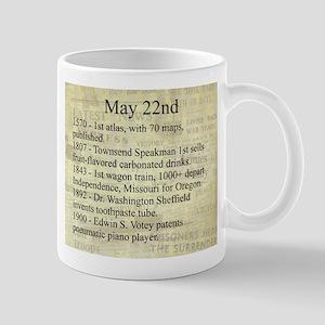 May 22nd Mugs