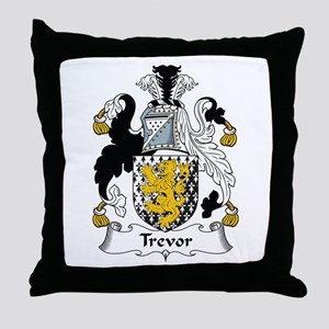 Trevor Throw Pillow
