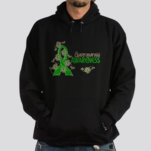 Gastroparesis Awareness 6 Hoodie (dark)