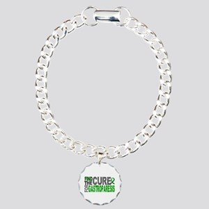 Gastroparesis Find the C Charm Bracelet, One Charm