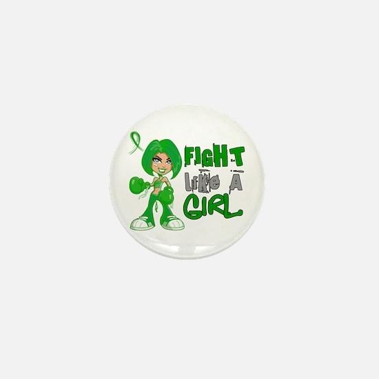 Licensed Fight Like a Girl 42.8 Gastro Mini Button