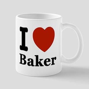 I love Baker Mug