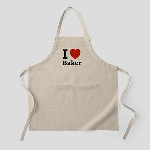 I love Baker Apron