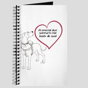 Heart Dog Support Journal