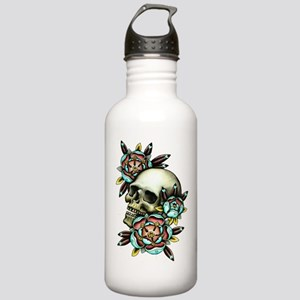 Tattooed Stainless Water Bottle 1.0L