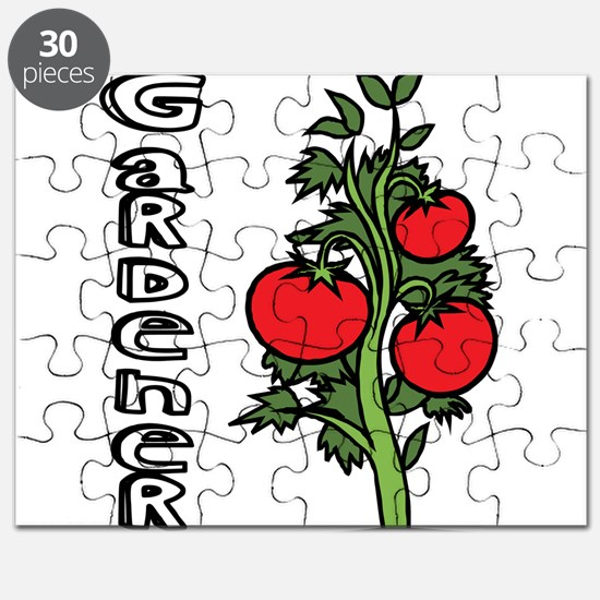 Tomato Gardener Puzzle